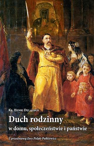 Duch rodzinny - ks. Henri Delassus