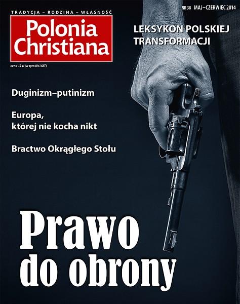 Polonia Christiana 38 Prawo do broni