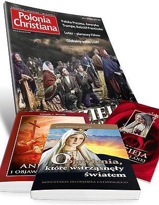 Zestaw książek o Fatimie + PCh 54 Nadzieja w Fatimie