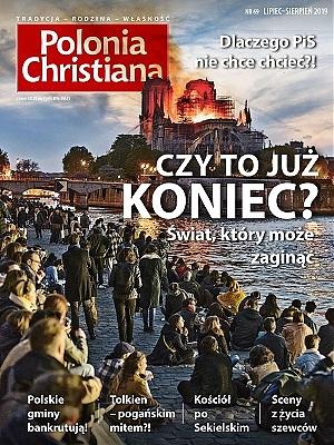 Polonia Christiana nr 69 - okładka